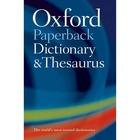 Oxford University Press Dictionary & Thesaurus English Dictionary Printed Book