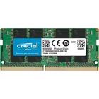 Crucial 16GB DDR4 SDRAM Memory Module - For Notebook - 16 GB (1 x 16 GB) - DDR4-2666/PC4-21300 DDR4 SDRAM - CL19 - 1.20 V - Non-ECC - Unbuffered - 260-pin - SoDIMM