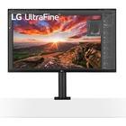 """LG UltraFine 32UN880-B 31.5"""" 4K UHD WLED LCD Monitor - 16:9 - Matte Black"""