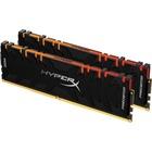 HyperX Predator 64GB DDR4 SDRAM Memory Module - For Desktop PC - 64 GB (2 x 32 GB) - DDR4-3600/PC4-28800 DDR4 SDRAM - CL18 - 1.35 V - Unbuffered - 288-pin - DIMM