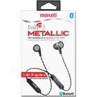 Maxell Bass13 Metallic Wireless Earbuds
