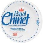 Royal Chinet Plates