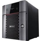Buffalo TeraStation 3420DN Desktop 8 TB NAS Hard Drives Included - Annapurna Labs Alpine AL-214 Quad-core (4 Core) 1.40 GHz - 4 x HDD Supported - 4 x HDD Installed - 8 TB Installed HDD Capacity - 1 GB RAM DDR3 SDRAM - Serial ATA/600 Controller - RAID Supp