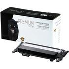 Premium Tone Toner Cartridge - Alternative for Samsung CLT-K406S - Black