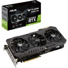 TUF TUF-RTX3090-O24G-GAMING GeForce RTX 3090 Graphic Card - 24 GB GDDR6X - 384 bit Bus Width - DisplayPort - HDMI