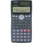 Casio fx-991MS Scientific Calculator - 401 Functions - Solar, Battery Powered, Slide-on Hard Case - LCD - Battery/Solar Powered - 1