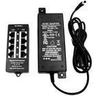VisionTek PoE Injector - 48 V Output - 4 Gigabit PoE Input Port(s) - 4 Gigabit Ethernet Output Port(s) - 48 W