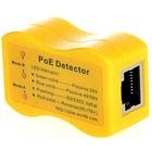 VisionTek Power Over Ethernet Detector - PoE Testing - 1 x Network (RJ-45)