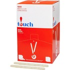 touch Coffee Stirrer Wooden Large 4.5''