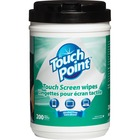 TouchPoint Touch Screen Wipes (Canister)