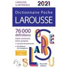 Larousse Larousse de poche 2021 Printed Book