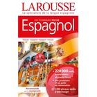 Larousse Dictionnaire Larousse poche Espagnol Printed Book