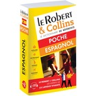 Le Robert Collins French-Spanish Pocket Dictionary 2020 Editions Printed Book