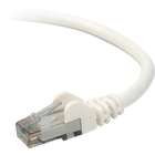 Belkin Cat. 6 UTP Patch Cable - RJ-45 Male - RJ-45 Male - 15.24m - White