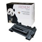 Premium Tone Toner Cartridge - Alternative for Hewlett Packard CE390A - Black