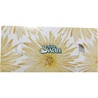 """White Swan 2 Ply Facial Tissue - 2 Ply - 7.4"""" x 8.2"""" - Absorbent, Soft, Non-irritating - For Food Service, Industry, Hotel, School, Office - 1 / Box"""