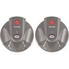 Polycom Soundstation VTX1000 Mic Pods - Desktop - Cable