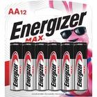 Energizer Multipurpose Battery - For Multipurpose - AA - Alkaline - 12 / Pack