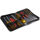 StarTech.com 11 Piece PC Computer Tool Kit with Carrying Case - 11 Piece(s) - Vinyl - TAA Compliant