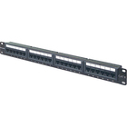 Belkin 24 ports Cat5 Patch Panel - 24 x RJ-45