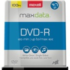 Maxell 16x DVD-R Media - 120mm