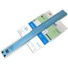 "C-Line All-Purpose Sorter - 9.50"" (241.30 mm) - 2.5"" Width x 23.5"" Depth - Desktop - Blue - Plastic - 1Each"