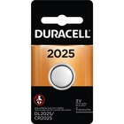 Duracell Coin Cell Lithium 3V Battery - DL2025 - For Multipurpose - 3 V DC - 150 mAh - Lithium (Li) - 1 / Each