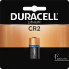 Duracell Lithium Photo 3V Battery - DLCR2 - For Camera - 3 V DC - Lithium (Li) - 1 Pack