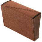 """Pendaflex A-Z Full Flap Open Top Expanding Files - Legal - 8 1/2"""" x 14"""" Sheet Size - 21 Pocket(s) - Pressguard - Red - 1.45 kg - Recycled - 1 Each"""