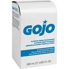 Gojo® Lotion Skin Cleanser Dispenser Refill - 800 mL - Skin - Pink - 1 / Each