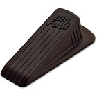"Master Mfg. Co. Big Foot® Doorstop, Brown - Big Foot® Doorstop, 4-3/4"" x 2-1/4"" x 1-1/4"", Brown, 1/Pack"