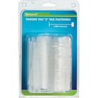 "Monarch Tagger Tails - 1000 Fastener(s) Plastic - 2"" (50.80 mm) - 1000/Pack - Polypropylene"