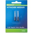 Monarch Regular Attacher Needles - 2/Pack - Stainless Steel