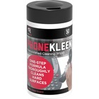 Read Right PhoneKleen Antibacterial Wipes - For Telephone - Pre-moistened