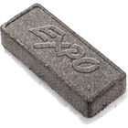 "Expo Marker Board Eraser - 1.25"" (31.75 mm) Width x 5.13"" (130.18 mm) Length - Charcoal Gray - 1Each"