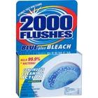 WD-40 2000 Flushes Blue/Bleach Bowl Cleaner Tablets - Tablet - 99.2 g - 1 Each