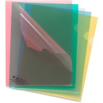 Sparco Transparent Poly File Holders