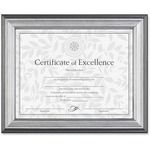 DAX Silver Frame Certificate Display