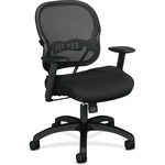 HON Wave Mesh Mid-Back Chair