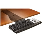 3M Easy Adjust Keyboard Tray with Standard Keyboard and Mouse Platform