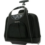 """Kensington Contour Carrying Case (Roller) for 15.4"""" Notebook - Onyx"""