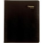 Blueline Wirebound Monthly Planner