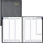 Blueline 40547 Hour Weekly Appointment Planner
