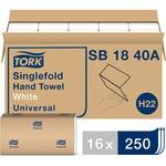 Tork Universal Singlefold Hand Towel