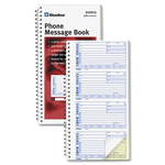 Blueline 400 Message Book