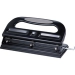Business Source Three-hole Heavy-duty Punch