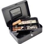 Steelmaster 3-compartment Push Button Security Box