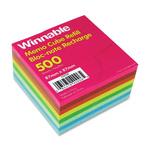 Winnable Memo Cube Refill