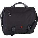 "Swissgear Carrying Case (Messenger) for 15.6"" Notebook - Black"