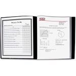 C-Line Bound Sheet Protector Presentation Books